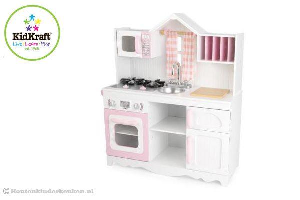kidkraft keuken wit. Black Bedroom Furniture Sets. Home Design Ideas