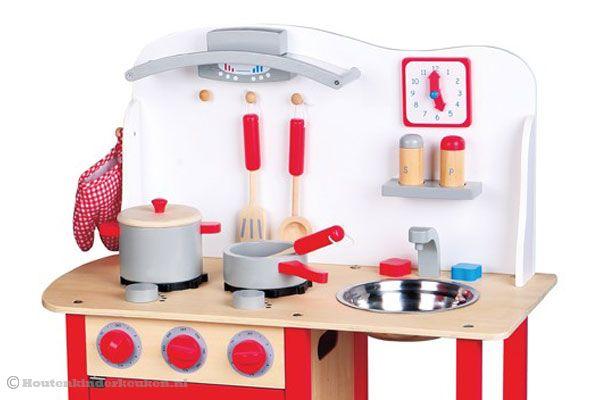 Speelgoed Keuken Hema : New Classic Toys Bon Appetit Houtenkinderkeuken.nl