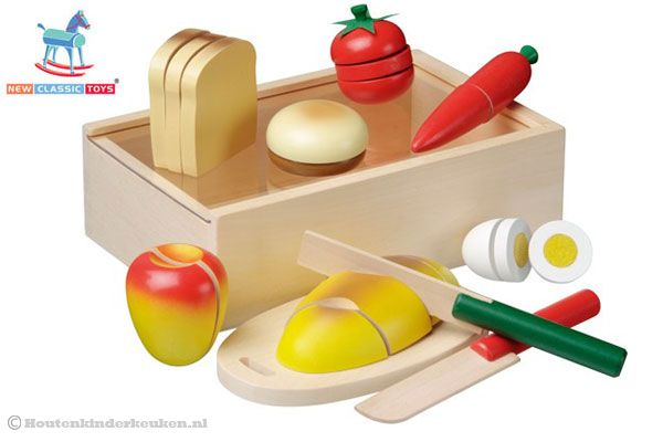 Keukenspulletjes kinderkeuken