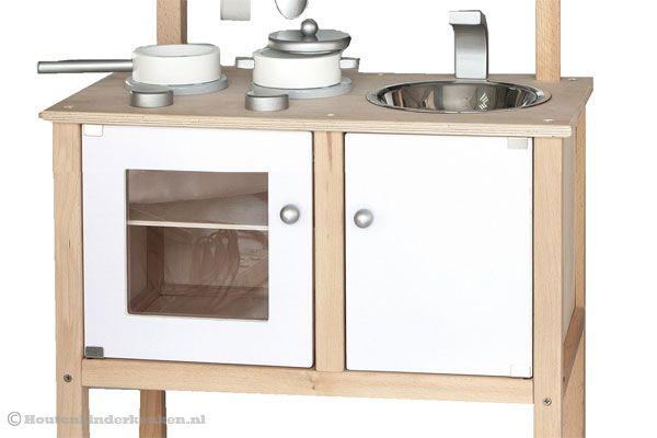 Kidkraft Keuken Wit : Home Combi keuken witHoutenkinderkeuken.nl